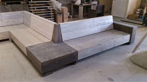 fabriquer canape fabriquer un canapé lit en bois royal sofa idée de