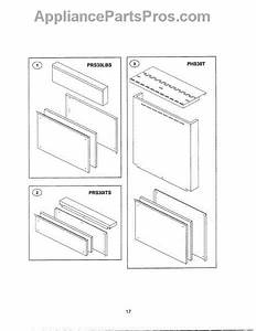 Parts For Thermador Prg304us  Accessories Parts