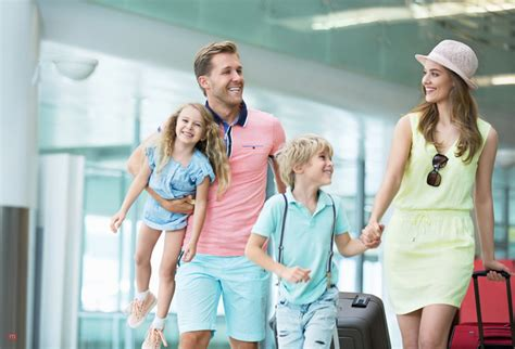 A Helpful Guide To Traveling With Family And Kids