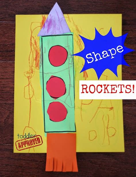 toddler approved  shape activities  crafts  kids