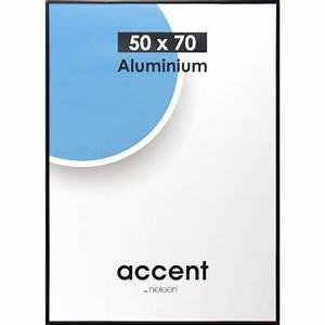 Cadre 70 X 100 : cadre accent 50 x 70 cm noir leroy merlin ~ Dailycaller-alerts.com Idées de Décoration
