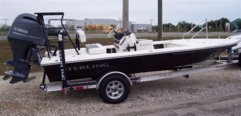 Flats Boats For Sale Central Florida by Flats Sterling Boats Boats For Sale Boats