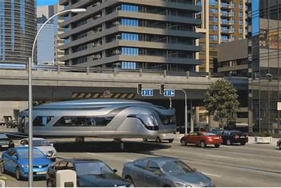 Gyroscopic Transportation Insaat Dahir Future Technology Designboom