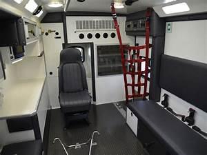 Braun Chief XL Ambulance Model