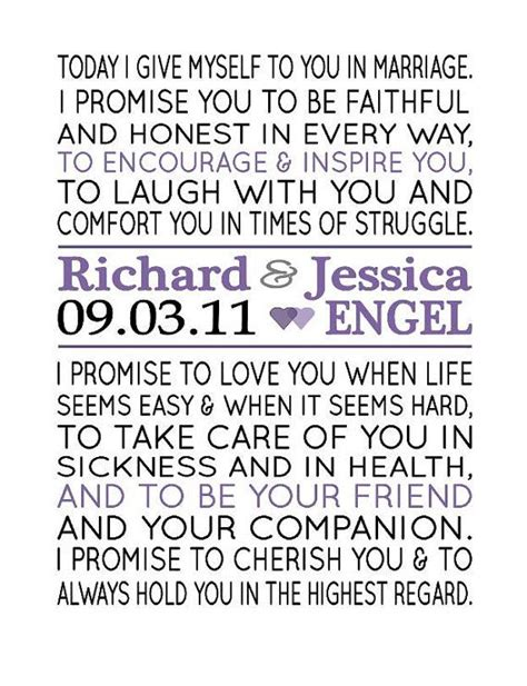 wedding vows 17 best images about wedding vows on pinterest i promise personalized wedding and writing vows