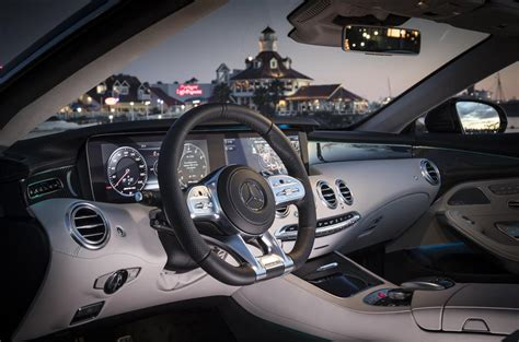 This particular car is an edition 1 and comes with an incredibly high. Mercedes-AMG S63 Cabriolet 2017 review   Autocar