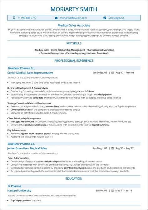 Best Resume Sles best sales resume top 10 best sales resume templates