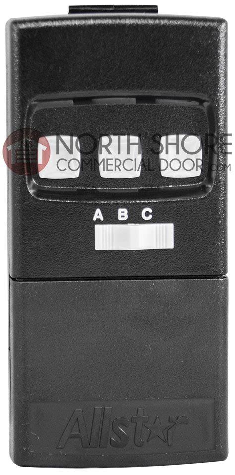 allstar garage door remote allstar 3 button gate or garage door remote transmitter 8833 tc