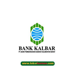 lowongan kerja bank kalbar  lokerkalimantan