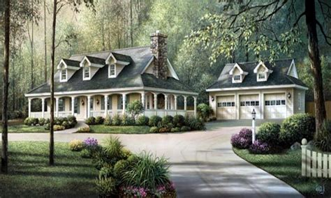 country house plans  porches southern house plans southern farmhouse home plans