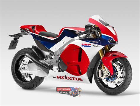 Honda Rc213vs Streetbike Prototype Mcnewscomau