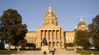 Iowa State Capitol Gov Capital Ia Commons