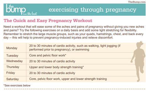 fit pregnancy journey