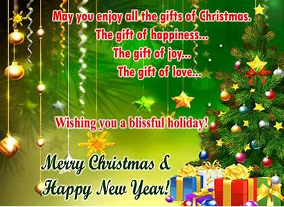 Christmas Holiday Blissful Card Cards 123 Greetings