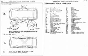 Toyota Tarago Workshop Manual