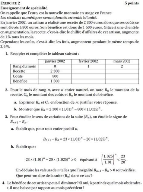 devoir maison de math 4eme gratuit