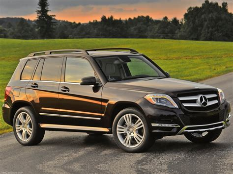 Обзор модели Mercedes Glk-class