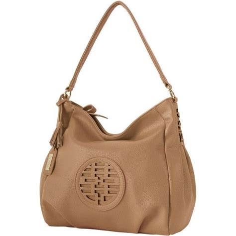 gabor handbag diana womens shoulder bag in beige mozimo