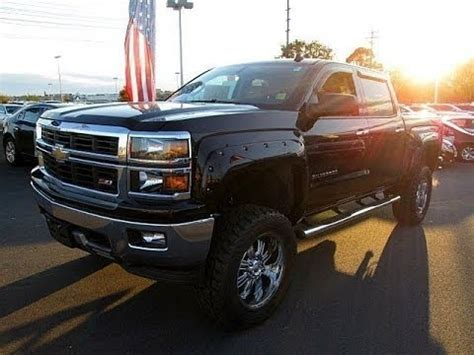 chevy silverado   american luxury coach lifted