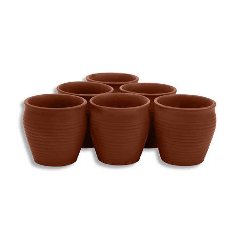 earthen glazed terracotta chai tea kulhad cups mc sid razz