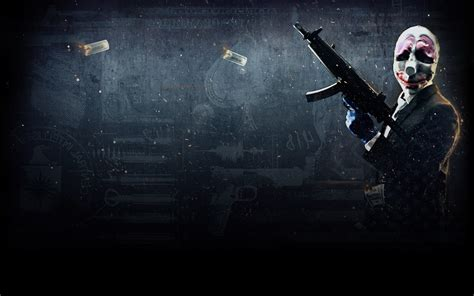 Payday 2, Hoxton, Video Games Wallpapers Hd / Desktop And