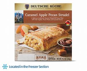 Deutsche kuche imported strudel for Aldi küche