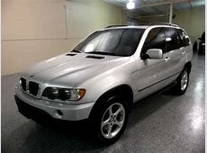 2001 BMW X5 4dr AWD 30L #1943 SOLD YouTube