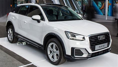 Models And Prices by 2017 Audi Q2 New Car Sales Price Car News Carsguide
