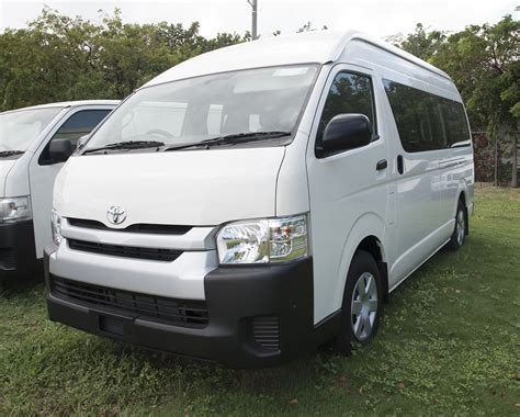 News release models toyota hiace van hiace commuter region philippines. Buy Toyota Hiace Commuter 14 Seater (Gas/Automatic ...