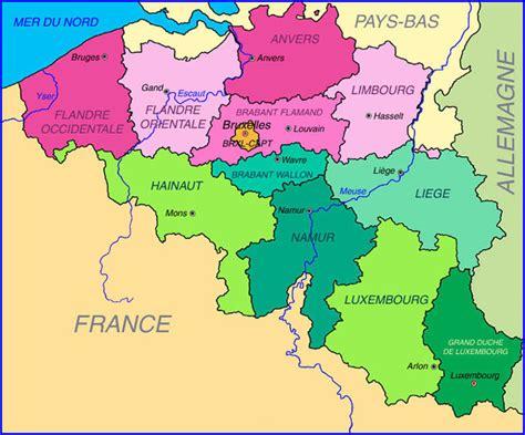chimie et cuisine les dix provinces de belgique picadilist