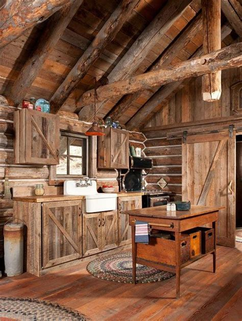 Cabin Interior Pictures by 9 Cabin Interior Ideas Woodz