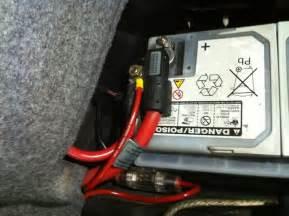 Batterie Bmw 320d : bmw 320d e46 connection inconnu sur batterie section lectricit multim dia clairage ~ Gottalentnigeria.com Avis de Voitures