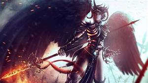 Fantasy, Sword, Warrior, Wallpapers
