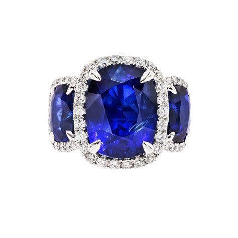 sapphire engagement rings color  clarity soho gem