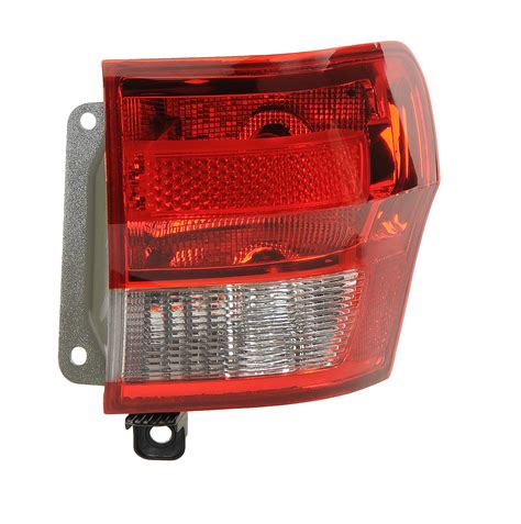 jeep renegade aftermarket tail lights quadratec cs340b000r passenger side tail light assembly