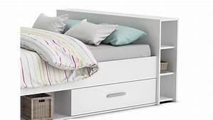 Bett 140 X 190 : einzelbett wei mit schubladen ~ Bigdaddyawards.com Haus und Dekorationen