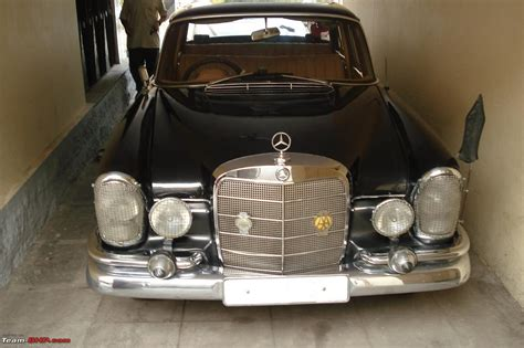 Vintage & Classic Mercedes Benz Cars In India