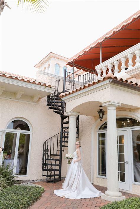 Tampa Wedding Venue Avila Golf & Country Club White