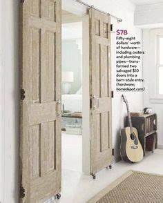 pantry barn doors pinteres With 40 dollar barn door