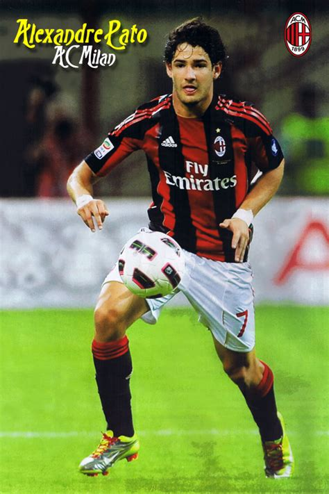 top football players alexandre pato profile  pictures
