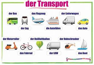 Northern Weight Chart Learn Foreign Language Skills German Transport Wall Chart