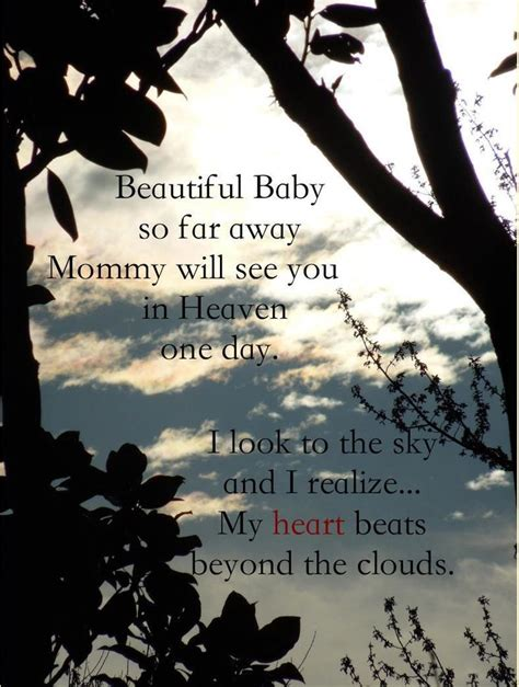My Baby Angel In Heaven Quotes