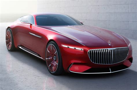 Maybach Car : Will The All-electric Mercedes-maybach 6 Could Be A Rolls