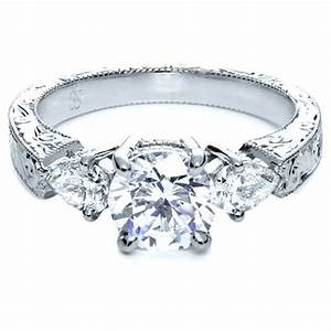 three stone diamond engagement ring 209 With 3 stone diamond wedding rings