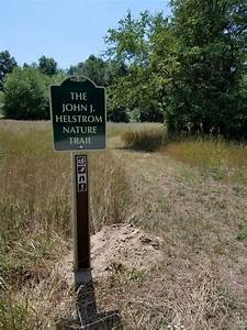 The John J  Helstrom Nature Trail