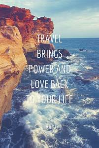 17 Best images ... Love Travel Quotes