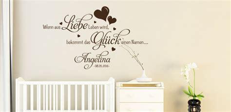 Babyzimmer Gestalten Wandtattoos by Babyzimmer Wandtattoos Wandtattoo F 252 R Babys Klebeheld 174