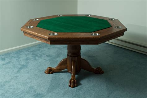 octagon game table plans octagon poker table brian nelson