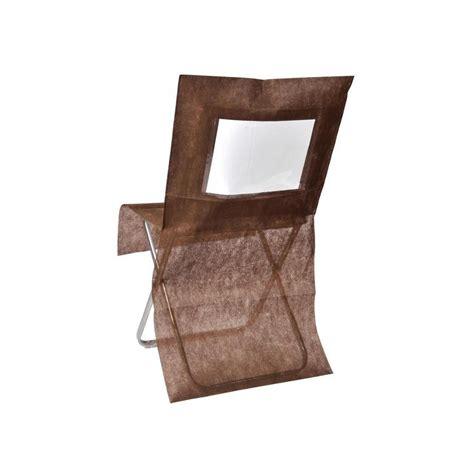 housse de chaise intisse housse de chaise intiss 233 couleur personnalisable les 10