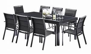 Table A Rallonge 20 Personnes : awesome salon de jardin avec table a rallonge photos awesome interior home satellite ~ Teatrodelosmanantiales.com Idées de Décoration